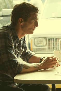 it's only rock and roll, but i like it True Detective Quotes, True Detective Rust, True Detective Season 1, Detective Aesthetic, Matthew Mcconaughey, Michael Hutchence, Cultura Pop, Film Stills, Music Tv