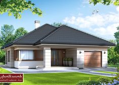 House Layout Plans, Dream House Plans, House Layouts, House Front Design, Roof Design, Affordable House Plans, Modern Exterior House Designs, Kerala House Design, Kerala Houses