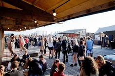 We can't wait to start our residency on the roof at Netil 360 on July 21st!