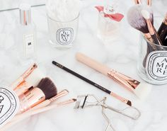 My Favourite Brush & Beauty Pairings , Zoeva Brushes