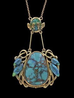 Necklace    Archibald Knox for Liberty & Co., 1900