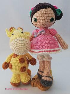 Hello Kitty, Teddy Bear, Boutique, Toys, Crochet, Fictional Characters, Animals, Art, Activity Toys