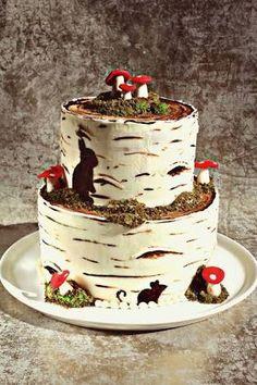 Image result for woodlands cake