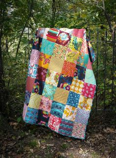 The Doodle Quilt – A Diary of my First Quilt Adventure