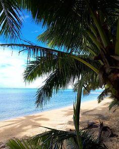 Thanks to the rolling sea #ElvisPresley  Location  #Fiji  Photo  #ElectraAsteri