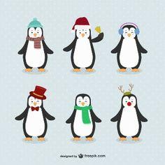 Penguin Cartoons packen