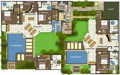 bali house plans - Google Search
