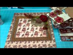 ▶ Bright Christmas Layout with Frank Garcia on Live with Prima - YouTube