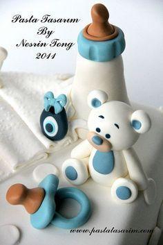 Resultado de imagen para portasahumerios en porcelana fria para principiantes