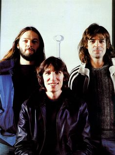 Gilmour, Waters & Wright