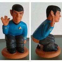 Caganer Spock