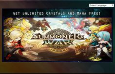 Summoners War: Sky Arena guides, walkthroughs, updates and monster catalog! Screen Shot, Cheating, Hacks, War, Crystals, Free, Catalog, Android, Crystal