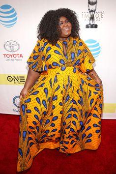 Gabourey Sidibe - Inspiring Body Positive Celebs Who Rock the Red Carpet - Photos