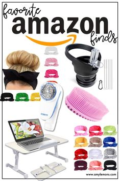 Check out this list of awesome Amazon finds to purchase right now!