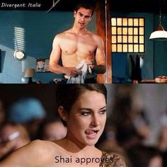Omg hahahhahah ~Divergent~ ~Insurgent~ ~Allegiant~