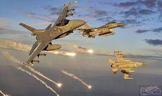 """الطائرات الحربية تقصف مواقع عدة لـ""""داعش"""" في…: تواصلت المعارك العنيفة إلى ما بعد منتصف ليل الخميس - الجمعة بين قوات سورية الديمقراطية من…"""