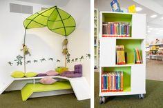 Maak de eerste kennismaking van een kind met de bibliotheek onvergetelijk