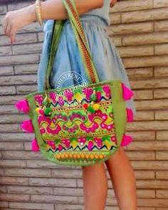Romisa Shoulder Bag by indiatrendshop.com