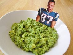 Mission: Food: Mexican Fiesta: Restaurant-Style Salsa, Gronk-amole, and Blue Margaritas