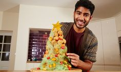 Christmas is no time for playing it safe in the kitchen. So join the Great British Bake Off finalist as he once again risks biting off more than he can chew, with his croquembouche, ginger cakes and jam tarts (and, no, none of it looks like a fishing village)