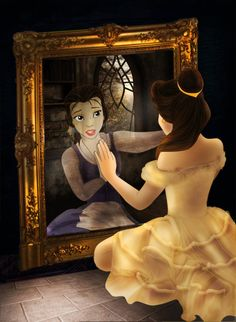 Belle's Reflection