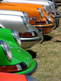 Porsche 911 by KDFKID on Flickr.