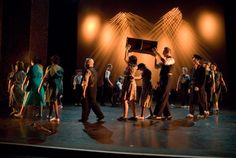 community performance 'Whistler' by Stopgap Dance Company