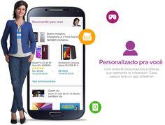 O novo aplicativo do Magazine Luiza está fantástico! Vem ter a melhor experiência de compra com FRETE GRÁTIS até o fim do ano: http://maga.lu/Novo-App