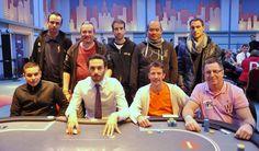 "Main Event A (107 joueurs) 2nd : Thomas ""KeePro_Ko"" (Ligue Rochelaise de Poker) 3e : Antoine ""-ValueBet-"" (Angoulême Poker Club) 4e : Garry ""Bamio"" (NoLimit63) 5e : Pierre ""Kind3r64"" (Pau Poker Club) 6e : Maxime ""BadAssBite"" (St-Quentin Poker Club) 7e : Aurélien ""magicbet"" (St-Lô Poker Club) 8e : Patrick ""CYCLISTE76"" (Havre Poker Club) 9e : Claude ""bill tcherno"" (Girondins Poker)  #WinaCT"