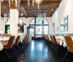 """Restaurant """"Richard"""" in Berlin - Real gourmets will love this place!"""