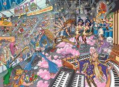 Puzzles relacionados con la música - visita nuestro blog