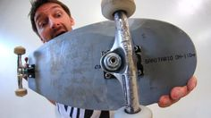 MINI SKATEBOARD MADE OF MELTED PVC | YOU MAKE IT WE SKATE IT EP 81 – Braille Skateboarding: Source: Braille Skateboarding