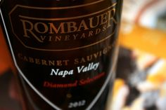 Swaths of Sophisticated Flavor: Rombauer Diamond Selection Cabernet - Enobytes Wine Online