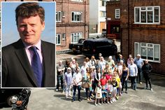 Devastated families face eviction after Britain's richest MP buys housing estate and hikes up rent - Mirror Online