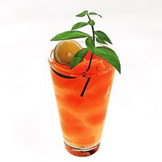Long Island Iced Tea - my mom used to love these. Sheesh - mom, look at all that alcohol!