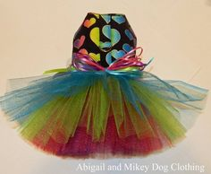 Very exciting new TuTu Harness Vest for your Chihuahua, Yorkie or any other small dog.
