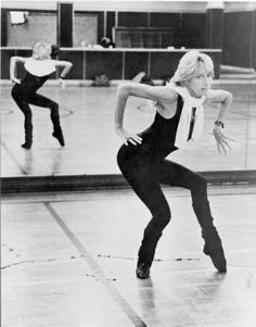 """""""It's not enough to go on stage and be good... you have to do something with the air. You have to make it wondrous..."""" - Gillian Lynne"""
