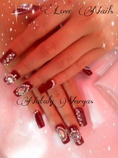 66 Best Unas Images Cute Nails Pretty Nails Fancy Nails