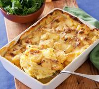 Potato and leek bake - Recipes - New Zealand Woman's Weekly