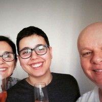 Marcelo Tas, pai de um jovem transgênero, diz: 'É importante falar de maneira aberta'