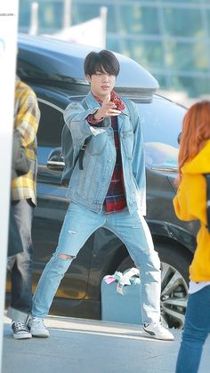 #Silly #Jinnie #JinJin #Jin #WorldWideHandsome