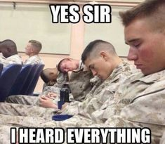 Military Memes That Will Make You Laugh - Memespic Military Jokes, Army Humor, Army Jokes, Army Life, Military Life, Marine Life, Marine Corps Humor, Marine Memes, Marines Funny