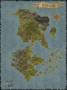 Fantasy City Map, Fantasy World Map, Fantasy Places, Dnd World Map, Imaginary Maps, Rpg Map, Map Icons, Adventure Map, Island Map