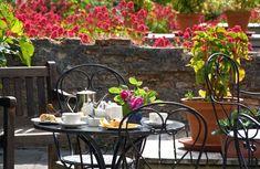 Enniscoe House: Tea and Scones