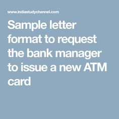 How to apply for iob net banking and activate account online sample letter format to request the bank manager to issue a new atm card altavistaventures Choice Image