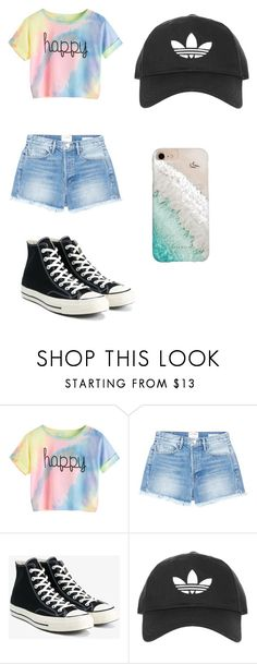"""School"" by kennedy13-05 on Polyvore featuring Frame, Converse, Topshop and Gray Malin"