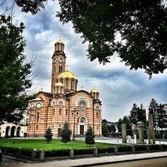 """Banja Luka #banjaluka #orthodox #church #crkva"""
