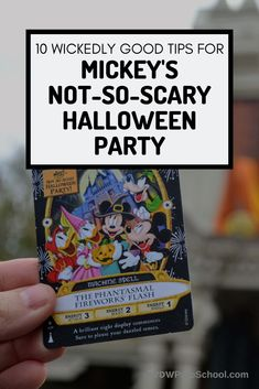 10 Wickedly Good Tips for Mickey's Not-So-Scary Halloween Party Disney World Secrets, Disney World Planning, Disney World Tips And Tricks, Disney Tips, Disney World Vacation, Disney Vacations, Walt Disney World, Disney Travel, Disney Worlds