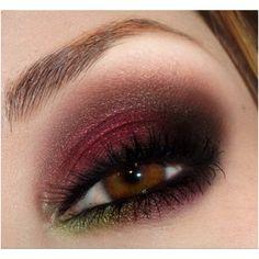 Cranberry smoked eye