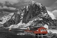 Niezapomniane wakacje w Norwegii